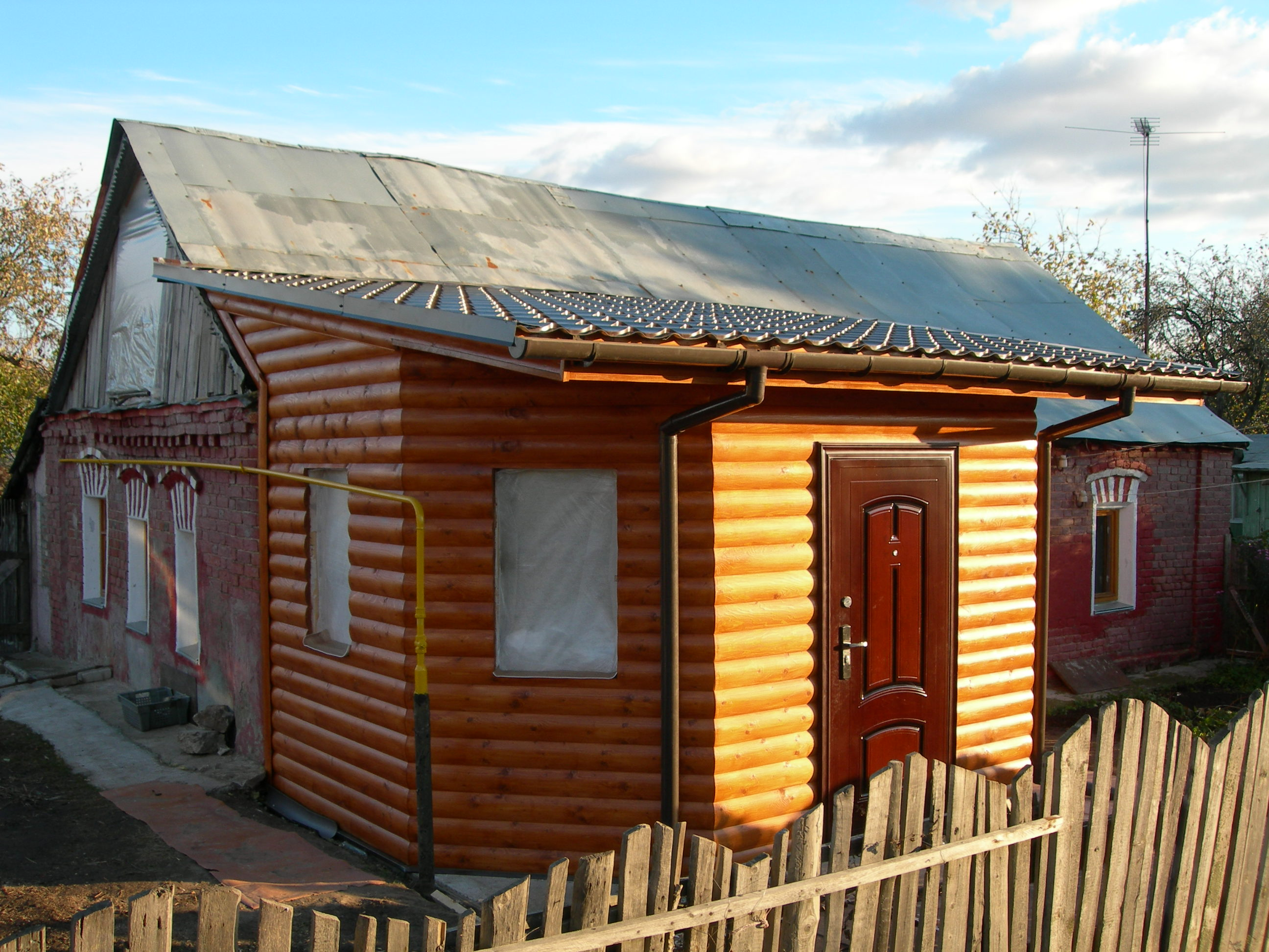 Реконструкция старого деревянного дома: проекты, цены в Москве